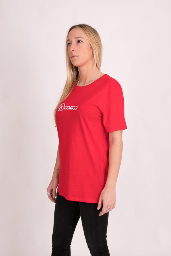 Camiseta Simple Red
